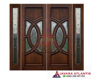 Pintu Rumah Kupu Tarung Minimalis Terbaru   Pintu Utama Rumah Desain Mewah