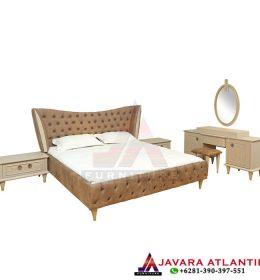 Set Kamar Tidur Atlantis Minimalis Modern