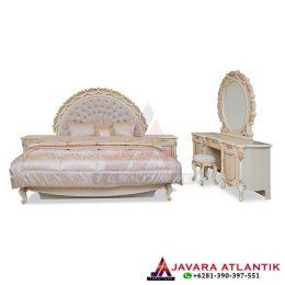 Set Kamar Tidur Ukir Luxury Modern Terbaru