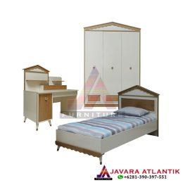 Jual Kamar Set Anak Minimalis JA 0213 Terbaru, Kamar tidur anak terbaru, Kamar set anak modern terbaru, Model kamar tidur anak satu set terbaru