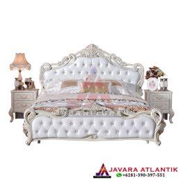 Set Tempat Tidur Ukir Duco Klasik Mewah