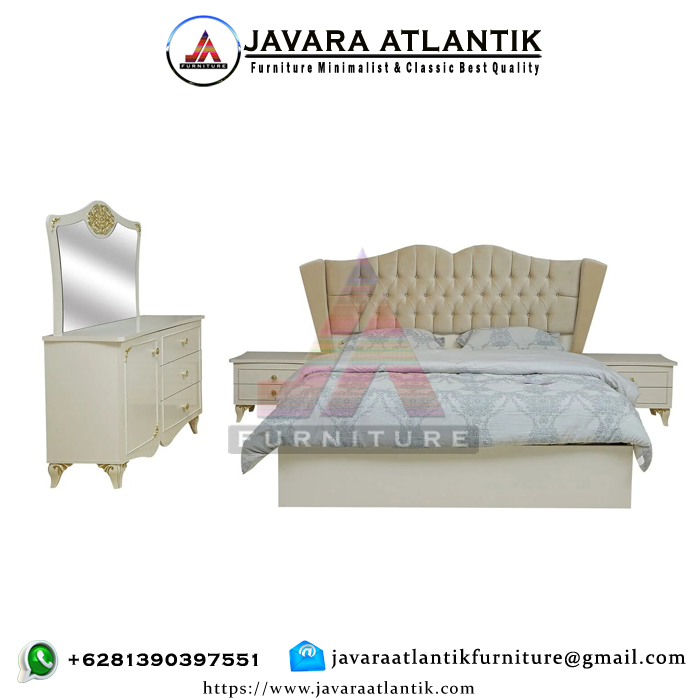 Kamar Set Minimalis Wings Bed Terbaru