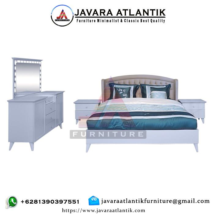 Set Kamar Minimalis Modern Duco JAF0313