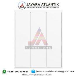Jual Lemari Pakaian JAF0353 Minimalis 3 Pintu