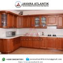 Kitchen Set Jati Minimalis JAF0364 Glamour