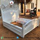 Dipan Tempat Tidur Minimalis Duco Furniture Jepara