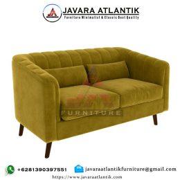 Jual Sofa Retro Minimalis JAF 0393 Terbaru
