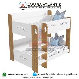 Ranjang Tidur Tingkat Anak JAF0390 Minimalis Modern