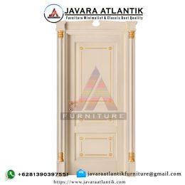 Kusen Pintu Minimalis Duco Single Mewah