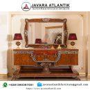 Meja Console Ukiran Klasik JAF0420 Luxury Arabian Style