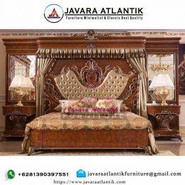 Set Kamar Ukiran Mewah JAF0422 Executive Terbaru