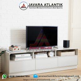 Buffet Tv Duco Minimalis 3 Panel Laci