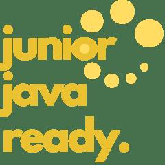 Junior Java Ready
