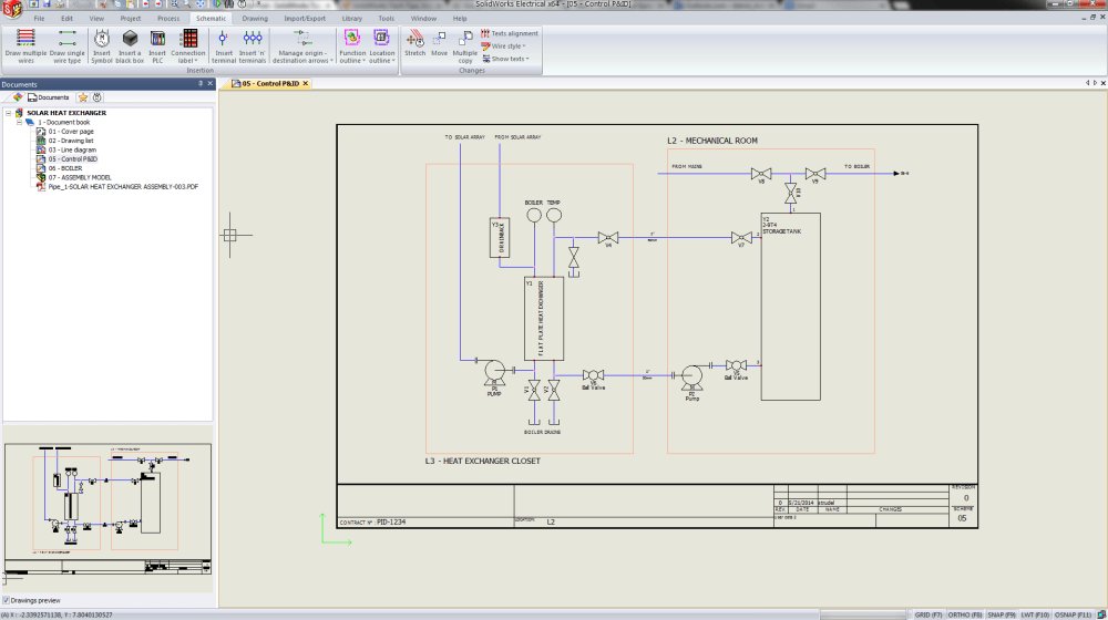 medium resolution of solidworks electrical p id 2d diagram solidworks electrical piping instrumentation