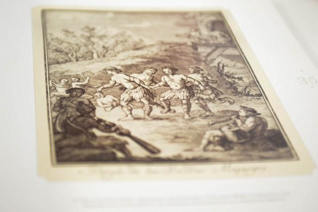 Los grabados del siglo XIX despertaron la pasión de Alberto Gómez por las crónicas de viaje y sus protagonistas.