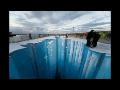 Edgar Mueller: El arte urbano en 3D