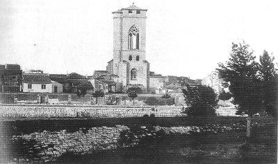 IGLESIA DE SAN MIGUEL aprox 1897