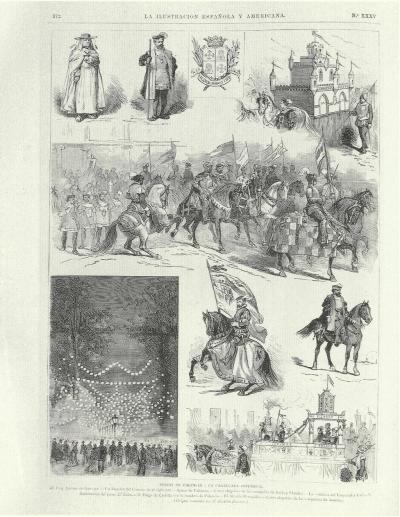 Cabalgata Histórica