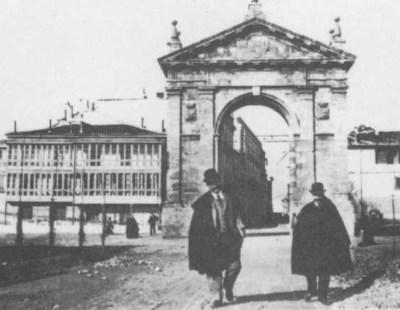Arco del Mercado