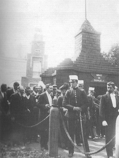 EL REY ALFONSO XIII 13 septiembre 1903