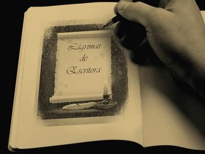 Lágrimas de Escritora (2)