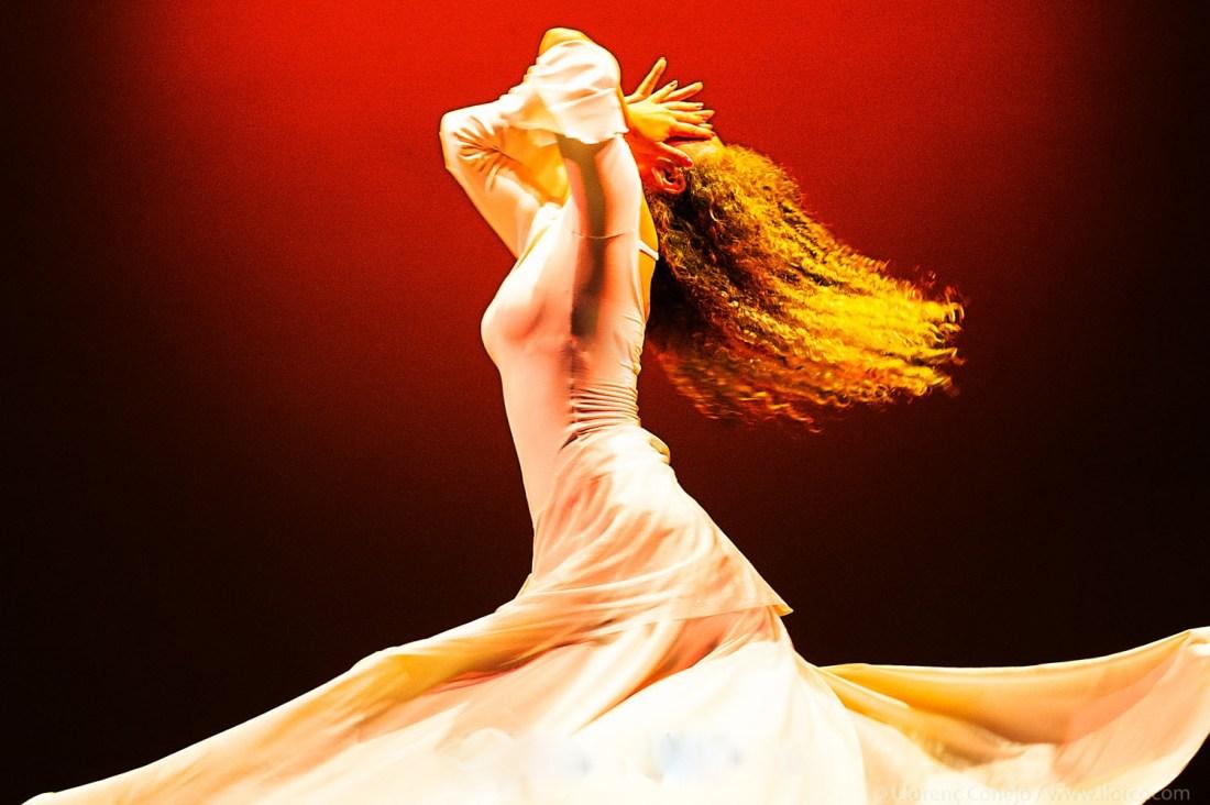coreografico giros sufís fusión