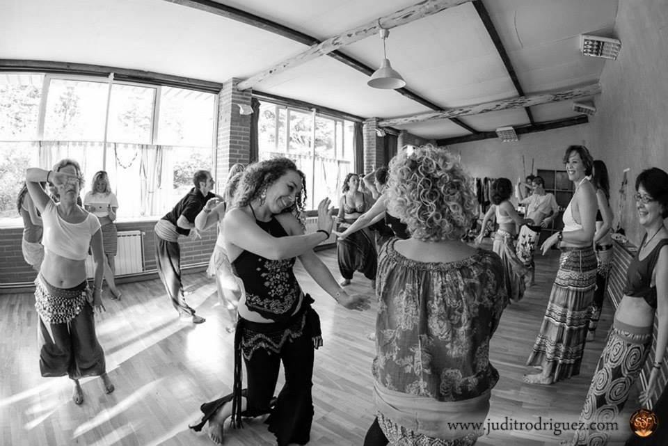 Clases danza del vientre Barcelona