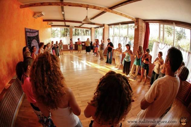 danzaterapia javiera barcelona