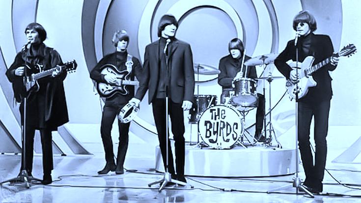 "The Byrds «Turn! Turn! Turn!"" – guitar style"