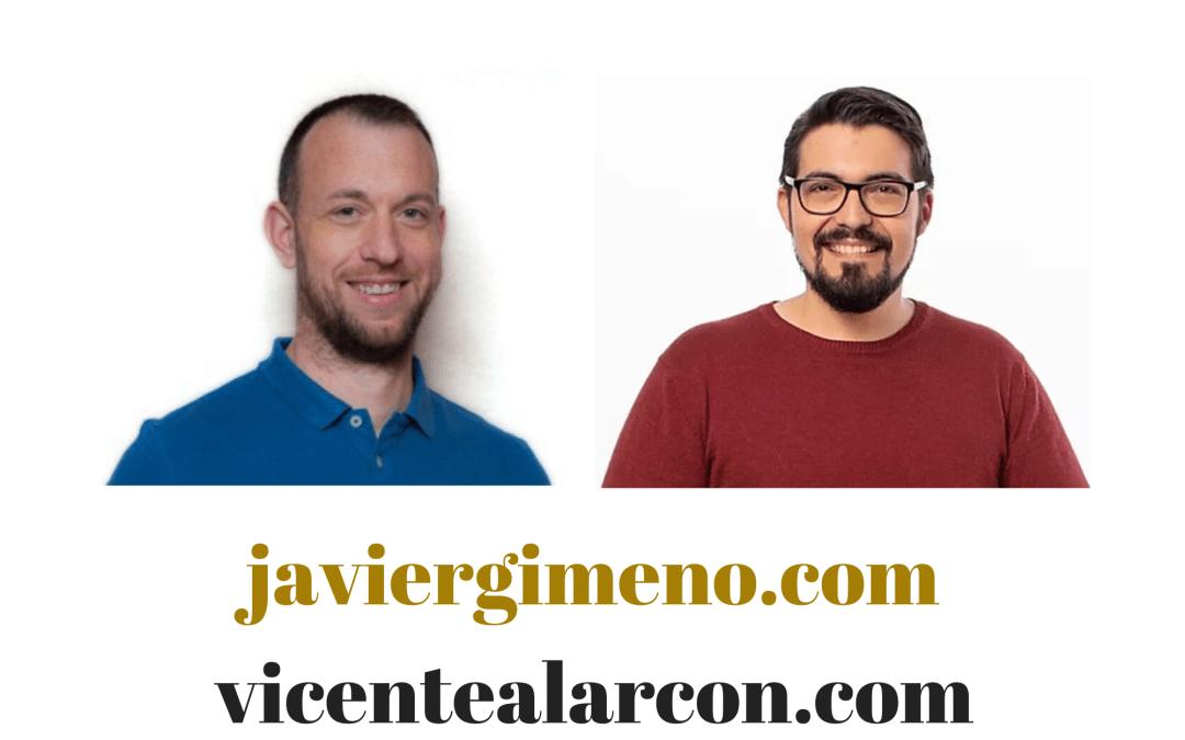 Herramientas para crecer espiritualmente – Entrevista a Vicente Alarcón
