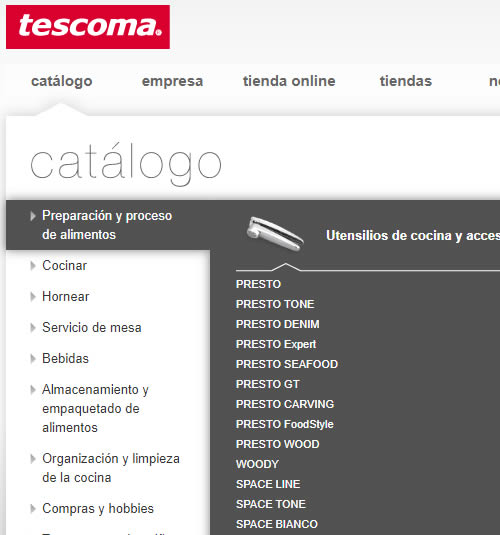 catalogo online ejemplo