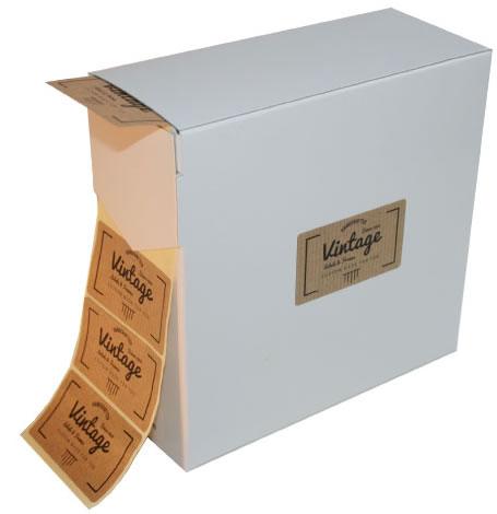 pegatines packaging marketing offline