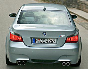 CV por millón y BMW M5