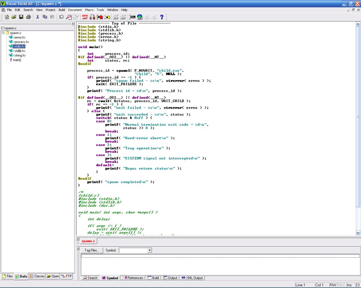 Evolución de los editores para programadores