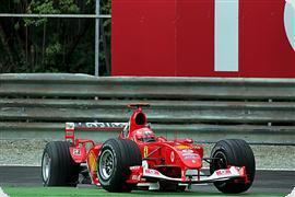 Doblete de Ferrari en el Gran Premio de Monza