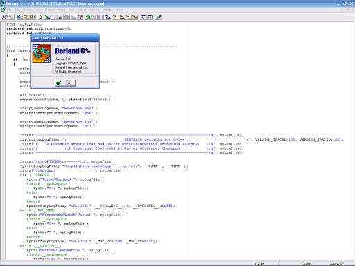 Historia de Borland Turbo/Borland C/C++, Inprise/Borland C++ Builder