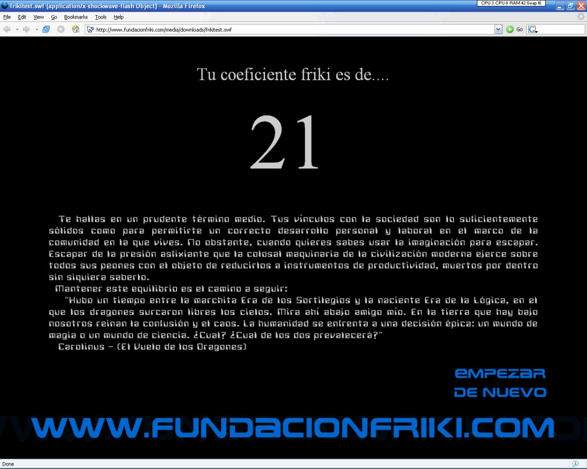 Fundación Friki