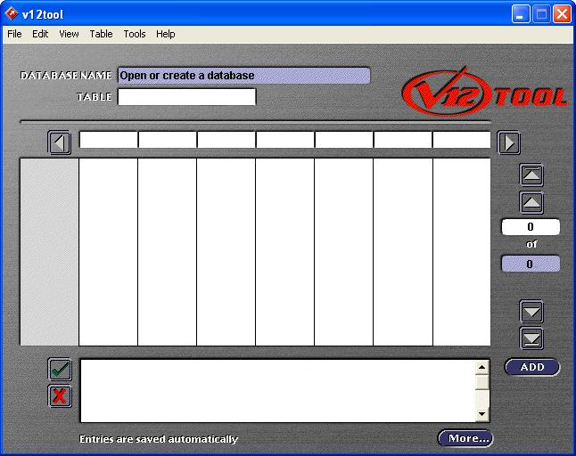 V12 Database Engine