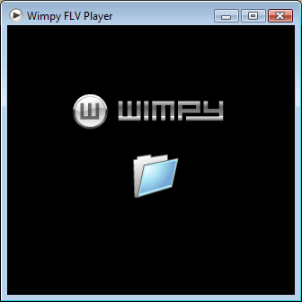 Wimpy Standalone FLV Player