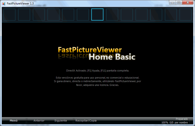 FastPictureViewer