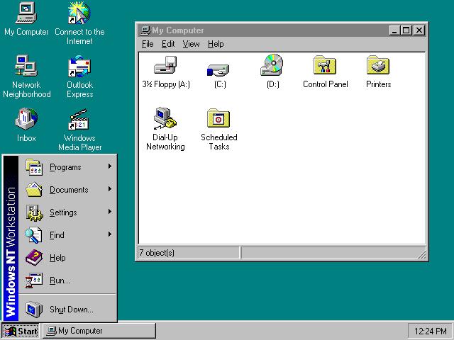 Avances en la informática personal (I)