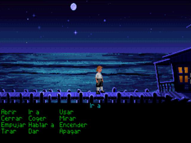 The Secret of Monkey Island Special Edition