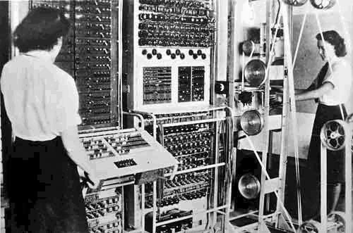 Colossus. El primer ordenador