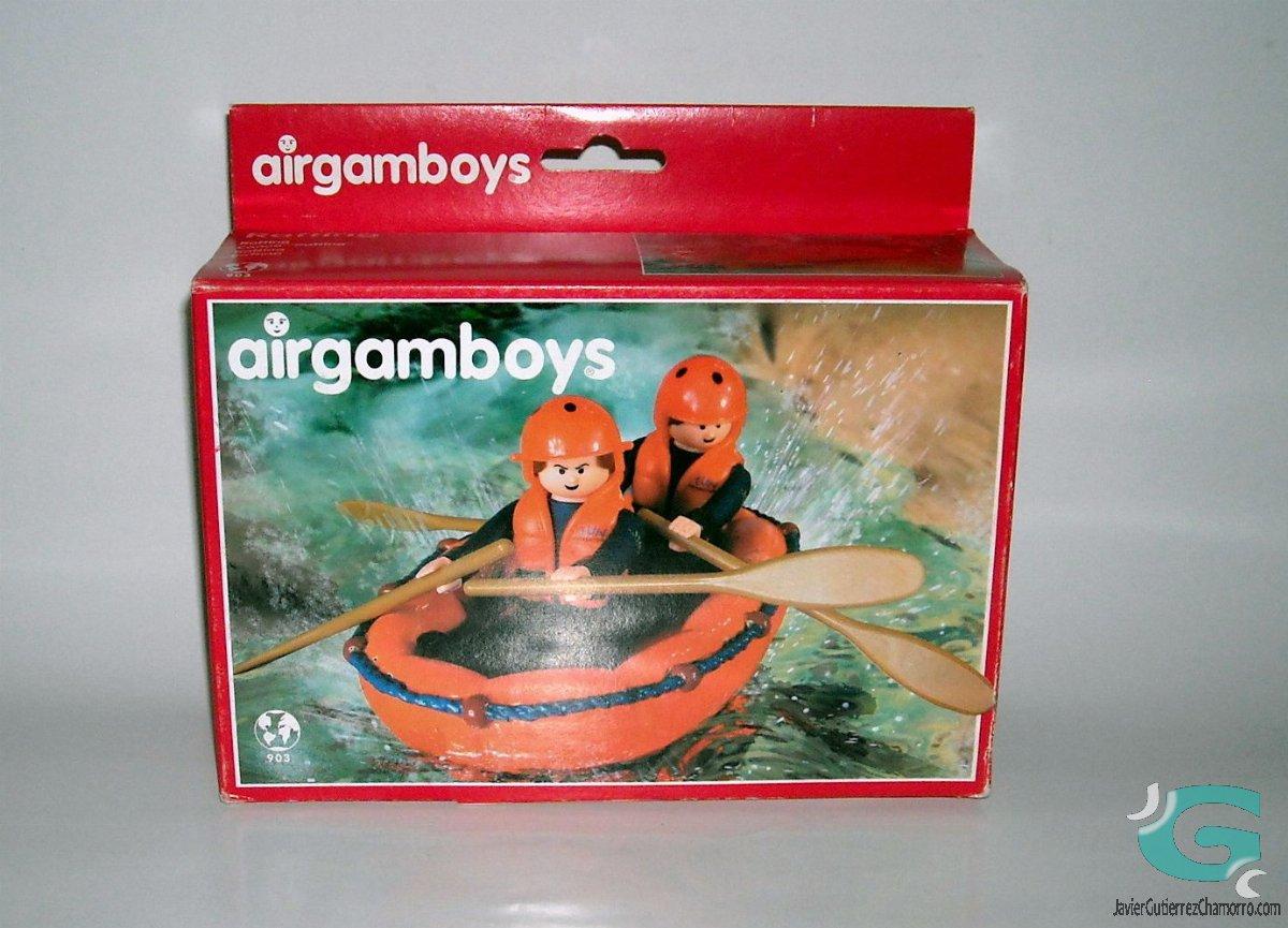 Airgamboys de Saica