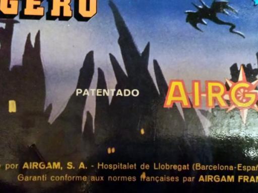 La fábrica de Airgam