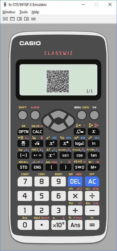 Probar una calculadora antes de comprarla