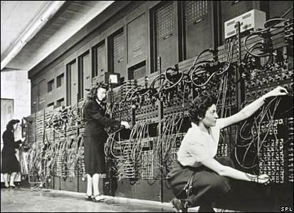 La programación era cosa de mujeres