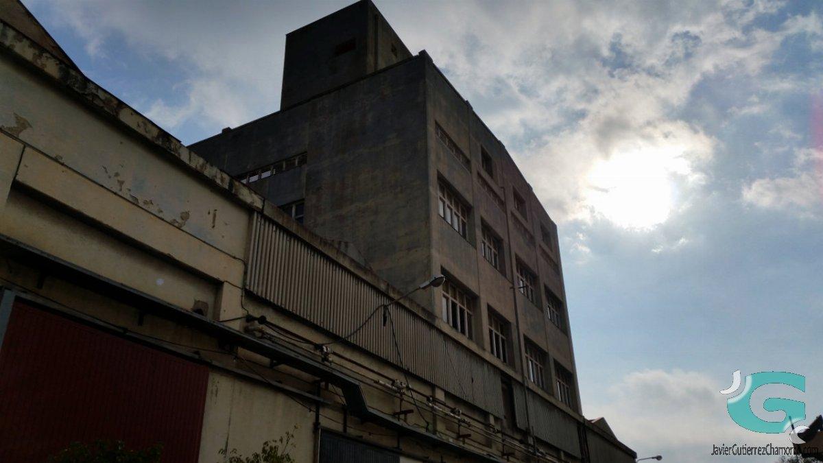 Ruta industrial por La Sagrera