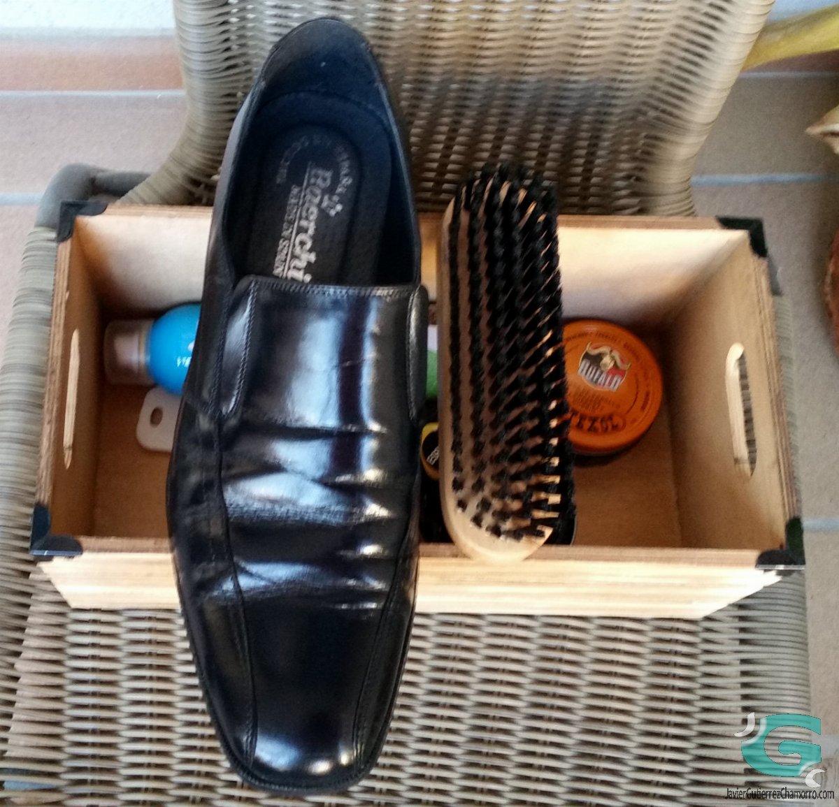 El placer del calzado clásico
