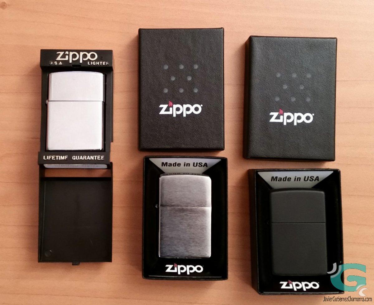 La historia de Zippo